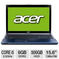 Acer Aspire AS5830TG-2456G50Mtbb