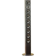 Athena WS-100 3-Way Floorstanding Speakers (Pair, Black)