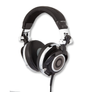 EarPollution Pro DJ Style Headphones Mogul - Stealth