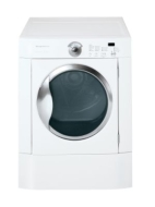 5.8 cu. ft. Electric Super Capacity Dryer - GLEQ2152