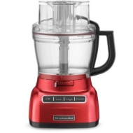KitchenAid 13-Cup Food Processor - Empire Red - KFP1333ER