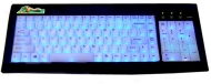 Logisys Phone Smart LED Keyboard