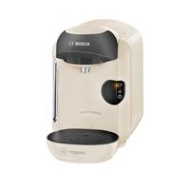 Tassimo TAS1257Gb Vivy Coffee Machine - Cream