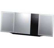 panasonic sc-hc39dbebs compact stereo system 40W