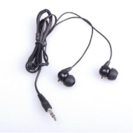 BestDealUK Rabbit 3.5mm Clip Style In-Ear Earphone for iPhone 2G 3G 4G iPad iPod Mp3 Player