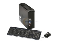Gateway SX2370-UR30P (PT.GCRP2.001) Desktop PC A6-Series APU A6-3600(2.1Hz) 4GB DDR3 1TB HDD Capacity AMD Radeon HD 6530D Windows 7 Home Premium 64-Bi