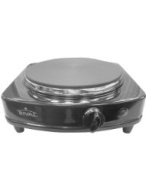 Jarden Single Side Burner Black