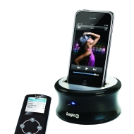 Logic 3 IPS003K I-Station Globe Black