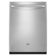 Maytag 24 in. JetClean Plus Built-In Dishwasher with SteamClean Option