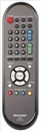 Sharp GA667WJSA Factory Original Remote Control