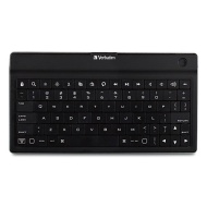 Verbatim Ultra-Slim Bluetooth Wireless Mobile Keyboard