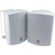 "5 1/4"" White 3-WAY 100 Watt Indoor/outdoor Loudspeakers"