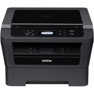 Brother HL-2280DW Laser Monochrome Printer with Wireless Networking, 27ppm, Duplex, 2400 x 600dpi Resolution