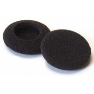 Earpads Foam Cushions Replacement 4 PACK for Sennheiser - Sony - Plantronics - Panasonic - Philips - Logitec - Creative - Koss - Will Fit Most Headpho