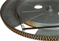 Electrovision Black 210mm Turntable Drive Belt