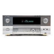 HiFi-Receiver McVoice AMP-510si, usb, 5-kanal: 800 Watt, fb, silber