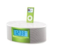Homedics SoundSpa Fusion SS-6500 - Clock radio with iPod cradle