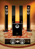 JBL Cinema Sound Speaker System