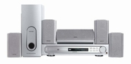 Magnavox MRD210 Progressive Scan DVD 300 Watts Home Theater System