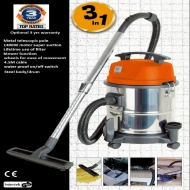 UCORIGIN 1400w 2.1L Bagless Cylinder Vacuum Cleaner with HEPA Filter