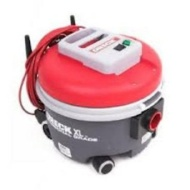 Oreck Commercial COMP9H HEPA Compacto 9 Canister Vacuum, 1.6 HP