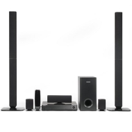 HT-TWZ412 Home Theater System (5.1 Speakers, DVD Player, Tuner)