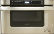 "Sharp 24"" Drawer Microwave KB6524P"