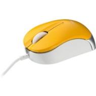 Trust 16847 Nanou Micro Mouse Yellow