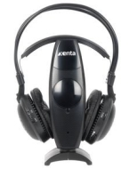 Xenta Wireless Headphones - 30 Metre indoor range