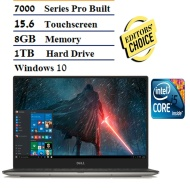 Dell Inspiron 7000 Series 15.6 Touchscreen Pro Laptop Flagship Edition Intel i5-5200U 2.7Ghz 8G 1T HDD WIDI HDMI Backlit Keyboard MaxxAudio 802.11AC W