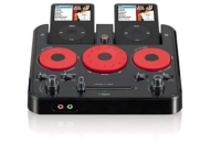 Merkury Innovations IS2510 DJ Mixing Station for iPod (Black)