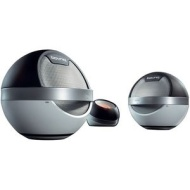 Boynq LESAMEDIHM LE Samedi Stereo Speakers with Amplifier (Black)