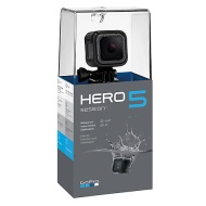 GoPro HERO5 - Black Edition - camra de poche - fixable - 4K / 30 pi/s - Wi-Fi, Bluetooth - sous-marin jusqu' 10 m