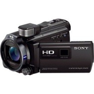 Sony HDRPJ260V Handycam HD Digital Camcorder - Includes Built-in Projector, 8 MegaPixels, CMOS, 3 Touchscreen, 350x Digital, 30x Optical, 16GB Interna