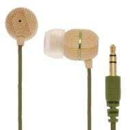 KonoAudio KA-S4G-GRN S4G Ecobuds (Green)
