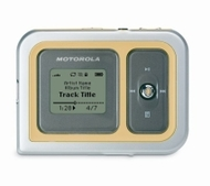 Motorola M500 (5 GB) MP3 Player