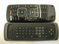 New Original Vizio XRV13D Qwerty keyboard internet TV remote for M3D650SV M3D550SL M3D470KD M3D550KD; E3D320VX E3D420VX E3D470VX TV---30 days Warranty