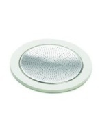 Bialetti 06964 replacement gasket/filter for 12 cup makers.