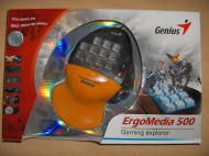 Genius Ergomedia 500 Black