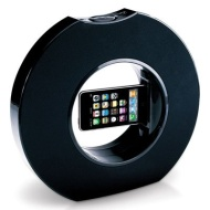Groov-e iPod/iPhone 4 4S 3G/S Motorized Rotating Speaker Dock Bundle Docking Station System, Touch 4G Nano 6G with Remote