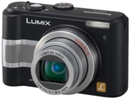 Panasonic - 6.0MP Digital Camera, Lumix, Gray
