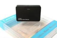 i-SYNC by LAYEN - Bluetooth Audio Adaptor / Music Receiver For BOSE, Sony etc. Docking Stations - Create A Wireless System By Streaming Yo