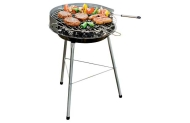 35cm Round Portable Charcoal BBQ