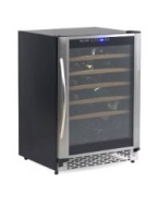 Avanti WC55SSR 52 Bottle Built-in or Freestanding Wine Cooler
