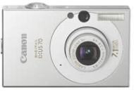 CANON Digital Camera Ixus 70