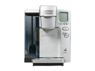 Cuisinart - Single-Serve Coffeemaker - Brushed Chrome SS-700