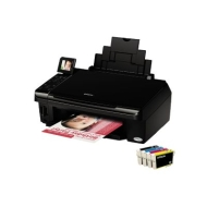 Epson Sx515 Printer, Scanner And Copier - Card Reader And Lcd Screen