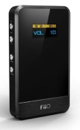 FiiO E07K Andes USB DAC and Portable Headphone Amplifier (Black)