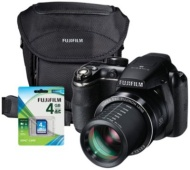 Fujifilm FinePix 14MP/30X Zoom Camera Package
