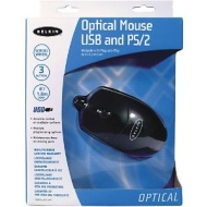 HP USB 2-Button Optical Scroll Mouse